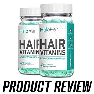 Halo Hair Vitamins